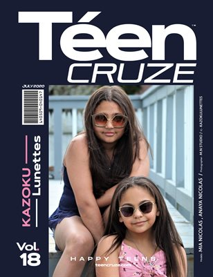 JULY 2020 Issue (Vol: 18) | TÉENCRUZE Magazine