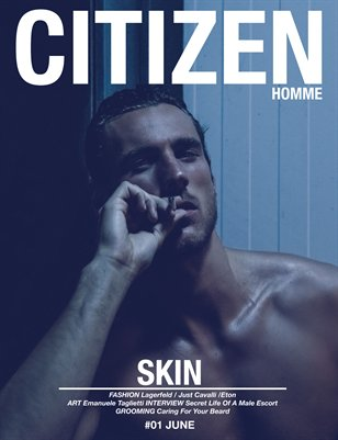 CITIZEN HOMME 01 (SKIN COVER 5)