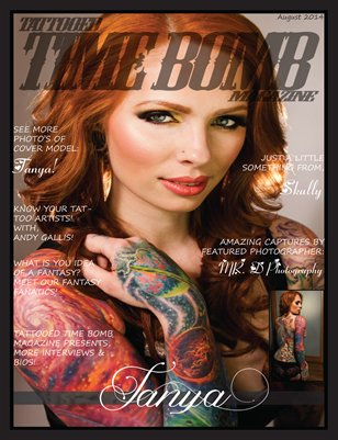 Tattooed Time Bomb Issue #9
