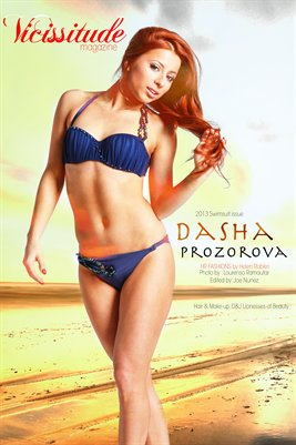 Swimsuit 2013 Poster - Dasha Prozorova