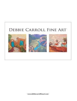 Debbie Carroll Fine Art Portfolio 2017