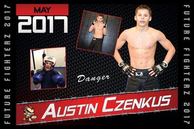 Austin Czenkus Cal Poster 2017