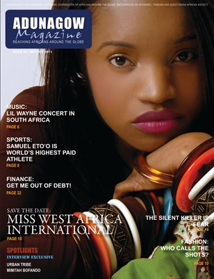 SEP/OCT 2011 Issue
