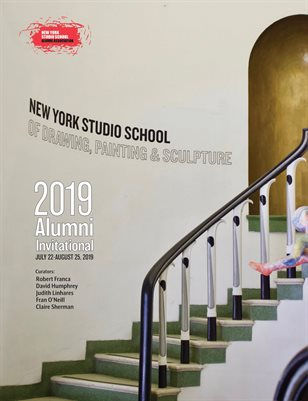 2019 New York Studio School Alumni Invitational