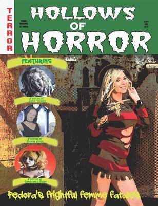 Fedora Magazine-Halloween Edition