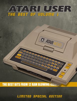 Atari User - The Best of Volume 1