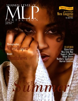 MLP Magazine June 2015 - The Pre-Summer Issue