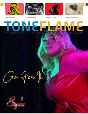 ToneFlame Magazine April 2021