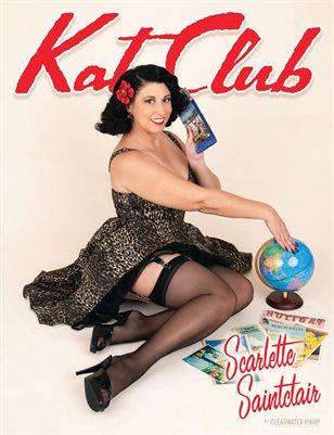 Kat Club No.19 – Scarlette Saintclair Cover