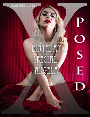 X Posed Vol 14 - Birthday Special: Angela