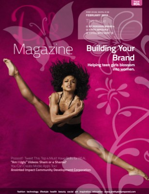 Pretty and Prepared Magazine February 2012