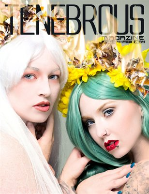 Tenebrous Magazine Feb 2014 Issue #4