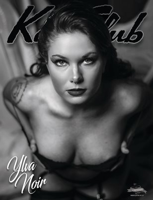 Kat Club No.13 – Ylva Noir Cover