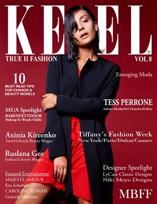 KEEL MAGAZINE Volume 8