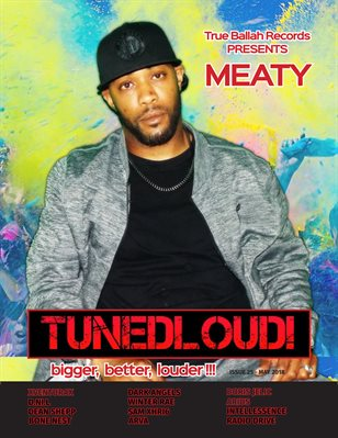 TunedLoud Magazine May 2018