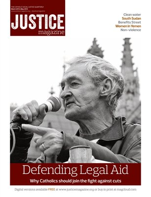 Justice Magazine: The Catholic Social Justice Quarterly - Spring 2014
