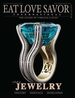 Eat Love Savor Magazine Jewelry Issue