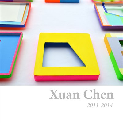Xuan Chen Art Book