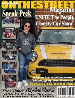 clipper magazine stadium car show 2017 book