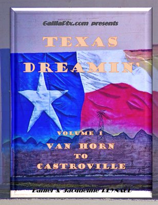 TEXAS DREAMIN' Volume 1 final