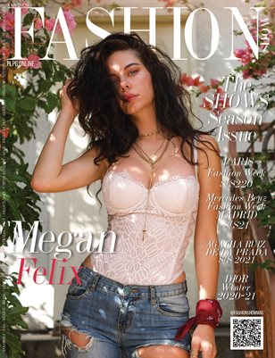 FASHIONSHOW Mag - MEGAN FELIX - Oct/2020 - Issue #13