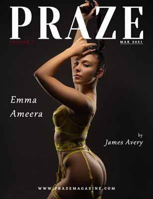 PRAZE Magazine | EDITION X - Mar 2021