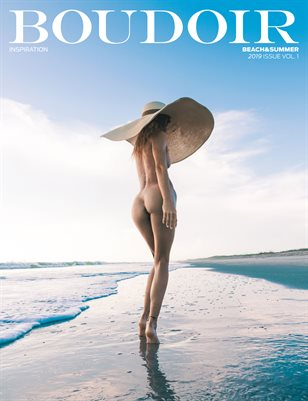 Boudoir Inspiration Beach & Summer 2019 Issue Vol. 1