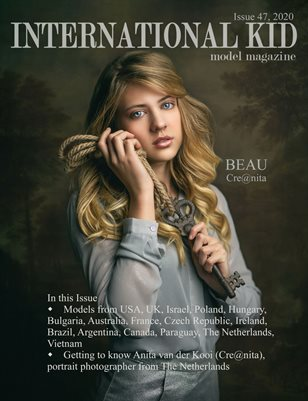 International Kid Model Magazine Issue #47
