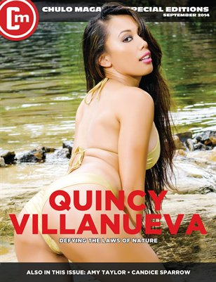 Chulo Magazine SE - Sept 2014 (Quincy Villanueva)