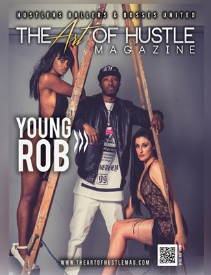 The Art Of Hustle Magazine Issue #2