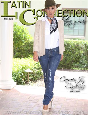 Latin Connection Magazine Ed 109