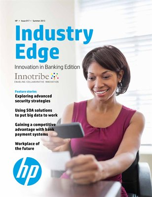 HP Industry Edge: Innovation in Banking - Innotribe edition