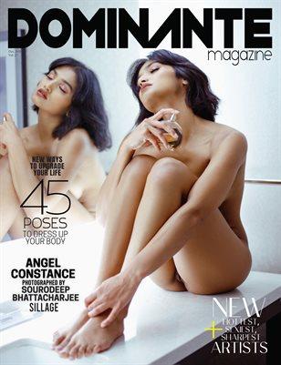 DOMINANTE Mag NUDE & Boudoir Vol. 27 Dec 2020