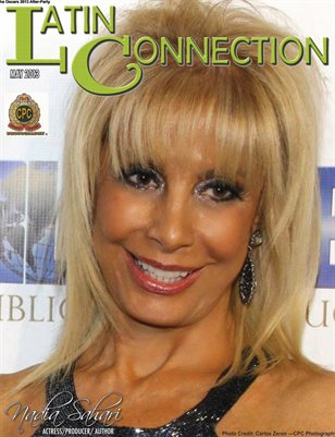 Latin Connection Magazine Ed 52 cover