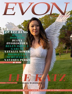 July Summer Issue {special cover & feature}