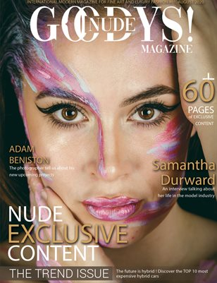 GOODYS! Magazine - Issue 001
