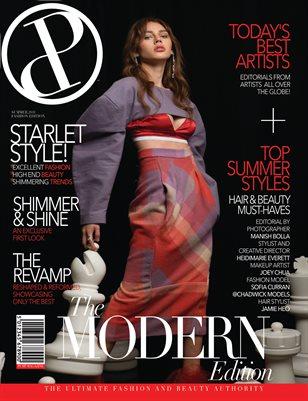 PUMP Magazine - The Modern Edition - Vol.1