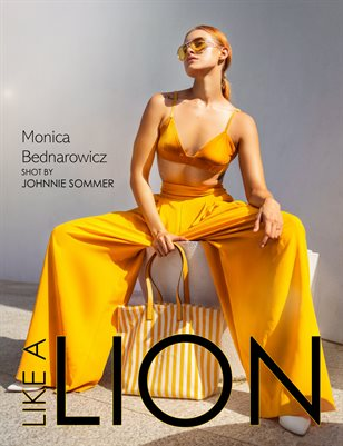 LIKE A LION October 2019 BOOK 3