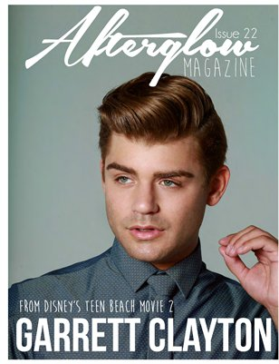 Issue 22 Garrett Clayton 2