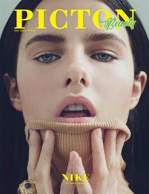 Picton Magazine December 2019 N372 Beauty Cover 1