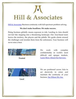 Hill & Associates