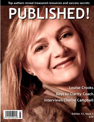 Winter PUBLISHED! featuring Louise Crooks