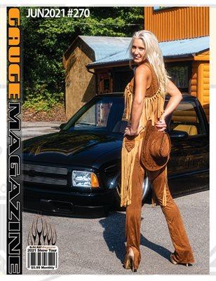 Gauge Magazine June 2021 Issue