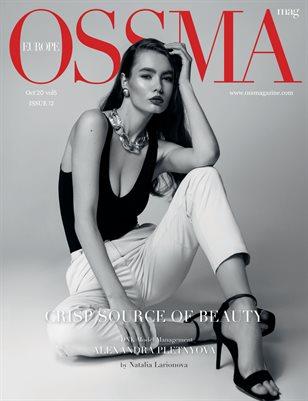 OSSMA Magazine EUROPE ISSUE12v5