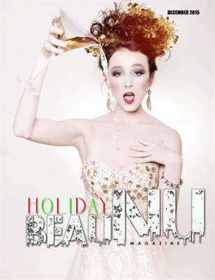 beauNU Magazine Holiday 2015