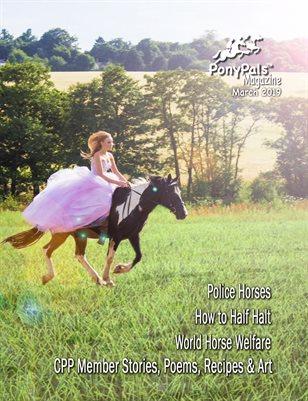 March 2019 Pony Pals Magazine - Vol.8#10