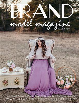 Brand Model Magazine  Issue # 189