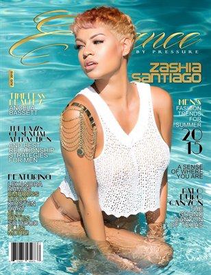 Elégance - Issue #1 2015 (Zashia Santiago)