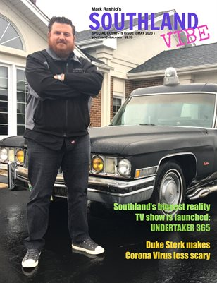 SOUTHLAND VIBE ( COVID-19 ISSUE - MAY 2020 )