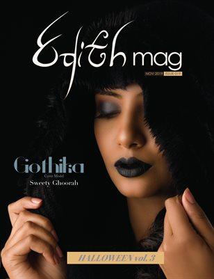 Halloween Edition Issue 019 October 2019